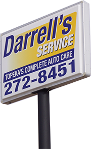 Auto Repair & Tires in Topeka KS at Darrell's Service